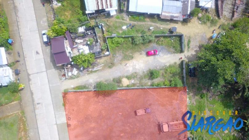 1,000 sqm Road side Lot For Sale in Dapa Siargao Island