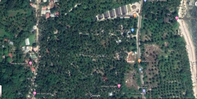 350 sqm Roadside or along the road property For Sale in Catangnan Gen. Luna