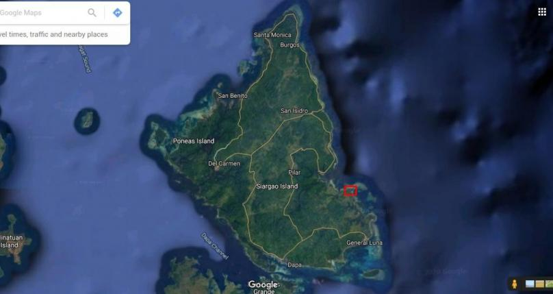 1000 sqm and 1.7 Hec Lot For Sale Near the Beach in Sta. Fe GL Siargao Island