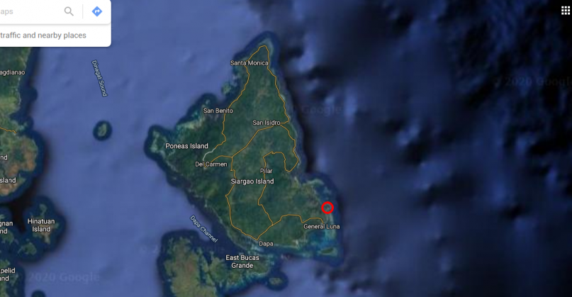 1,853 sqm Lot For Sale Near Cloud 9 Siargao