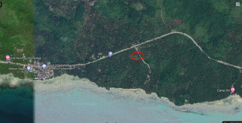 2,778 sqm Lot For Sale in Guiwan Don Paolino Dapa near Secret Spot Surfing in Siargao