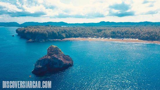 1.2Hec Pilar Siargao Beach Front Lot For Sale