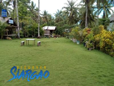 1,050 sqm Property Lot Near Cloud 9 Beach Siargao Island.