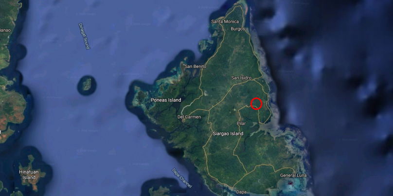 43 Hectare Land For Sale In Pilar Siargao Island