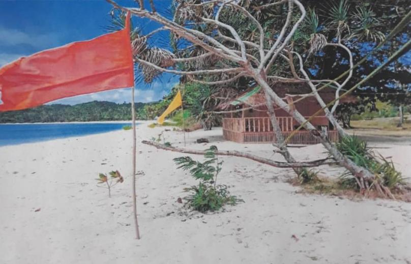 80,000 sqm Beach Front Property in Sitio Capdang, Agmanic, Sta. Fe, Romblon