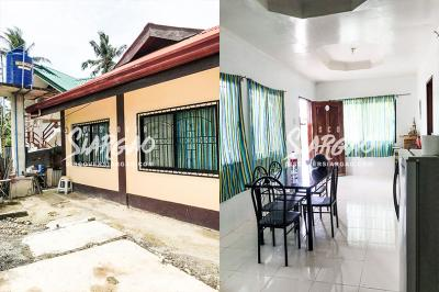 110 square meter House and Lot For Sale in Purok 1 General Luna Siargao