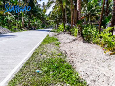 1,000 sqm Pacifico Siargao Lot For Sale