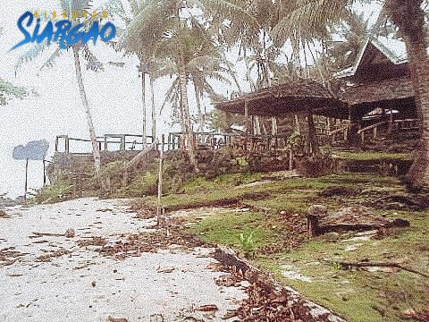 4 hectare Beach Front For Sale in Pilar Siargao