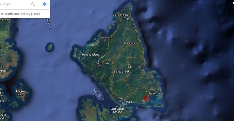 1,000 sqm Lot For Sale in Malinao General Luna Siargao