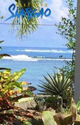 470sqm House and Lot Ocean view in Burgos Siargao