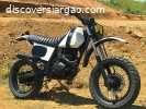 HONDA XR200 SCRAMBLER FOR SALE