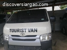 TOURisT VAN FOR ASsume